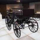 1886, Primul vehicul motorizat