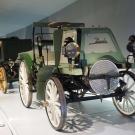 Daimler 1899, Mini-camion