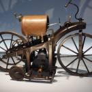 Vehicul care poate fi calarit, 1885