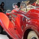 Mercedes Benz 500K Spezial Roadster din 1936
