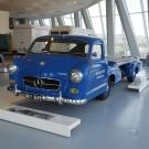 Transportor de masini de curse, 1955
