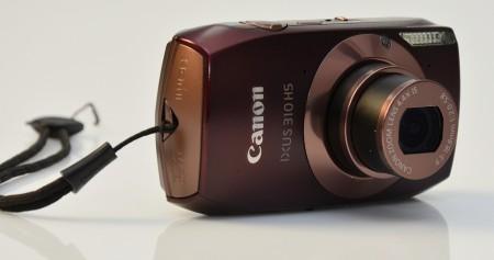 Canon Ixus 310 HS - Compacta de Zi cu Zi