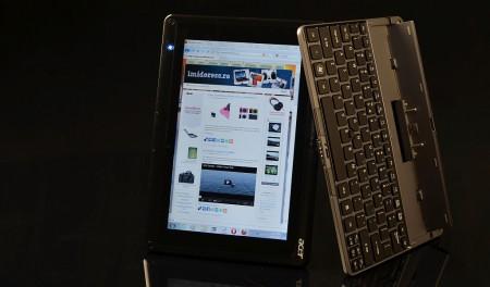 Acer Iconia W500 - Netbook cu ecran tactil