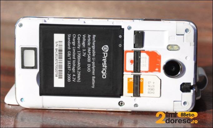 Prestigio MultiPhone 5400