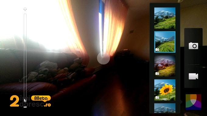 HTC One Max camera