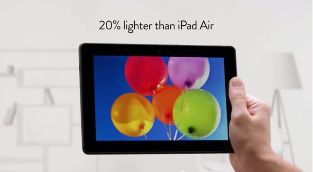 Kindle vs iPad Air