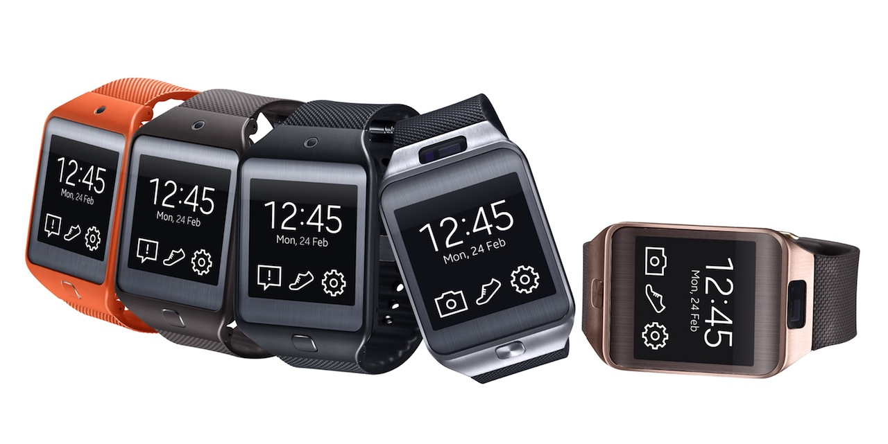Samsung Gear 2 si Gear 2 Neo