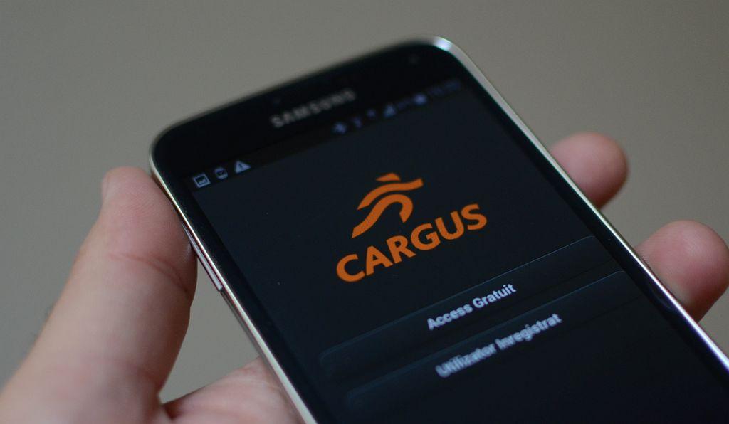 Aplicatie Cargus