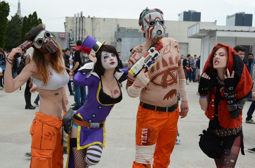 Cosplay Comic Con 2014
