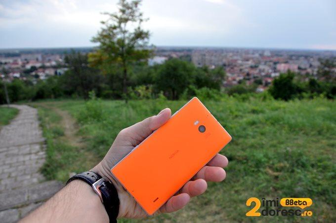 Nokia Lumia 930 spate