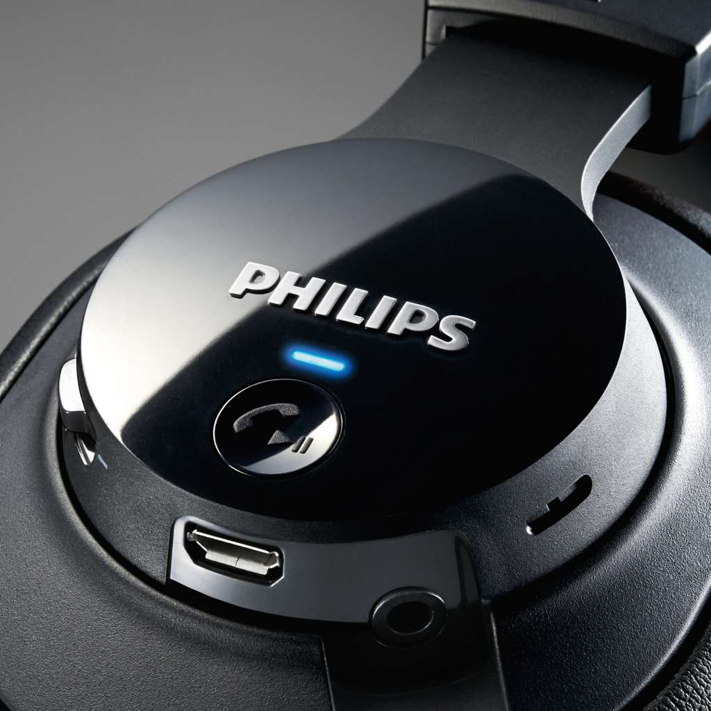 Casti Philips SHB7150FB