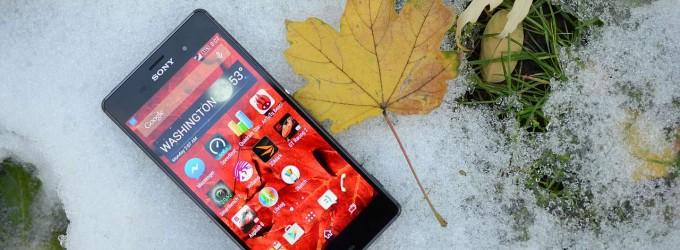 Sony Xperia Z3 Review – Unul dintre cele mai reusite smartphone-uri actuale