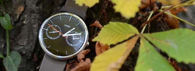 Moto 360 Review – Primul ceas inteligent cu ecran rotund ajuns in Romania