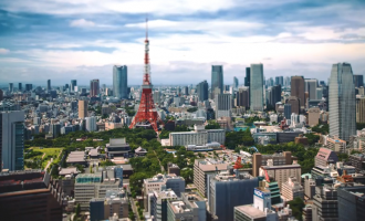 Time Lapse in Tokyo