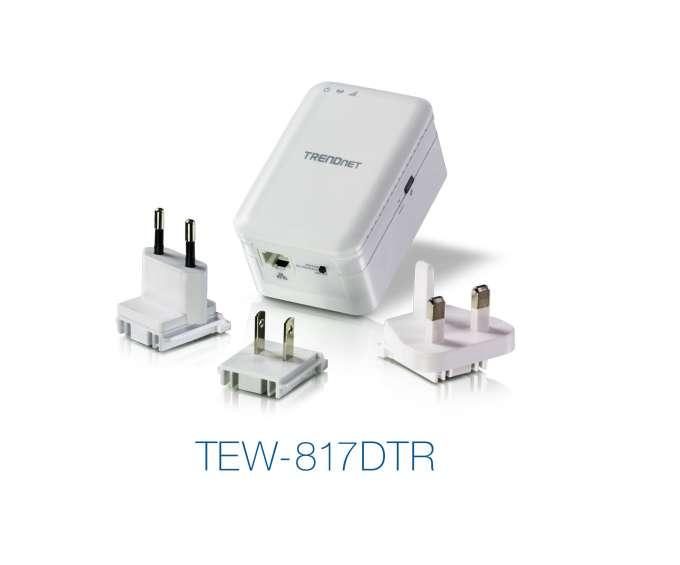 Trendnet TEW-817DTR AC750