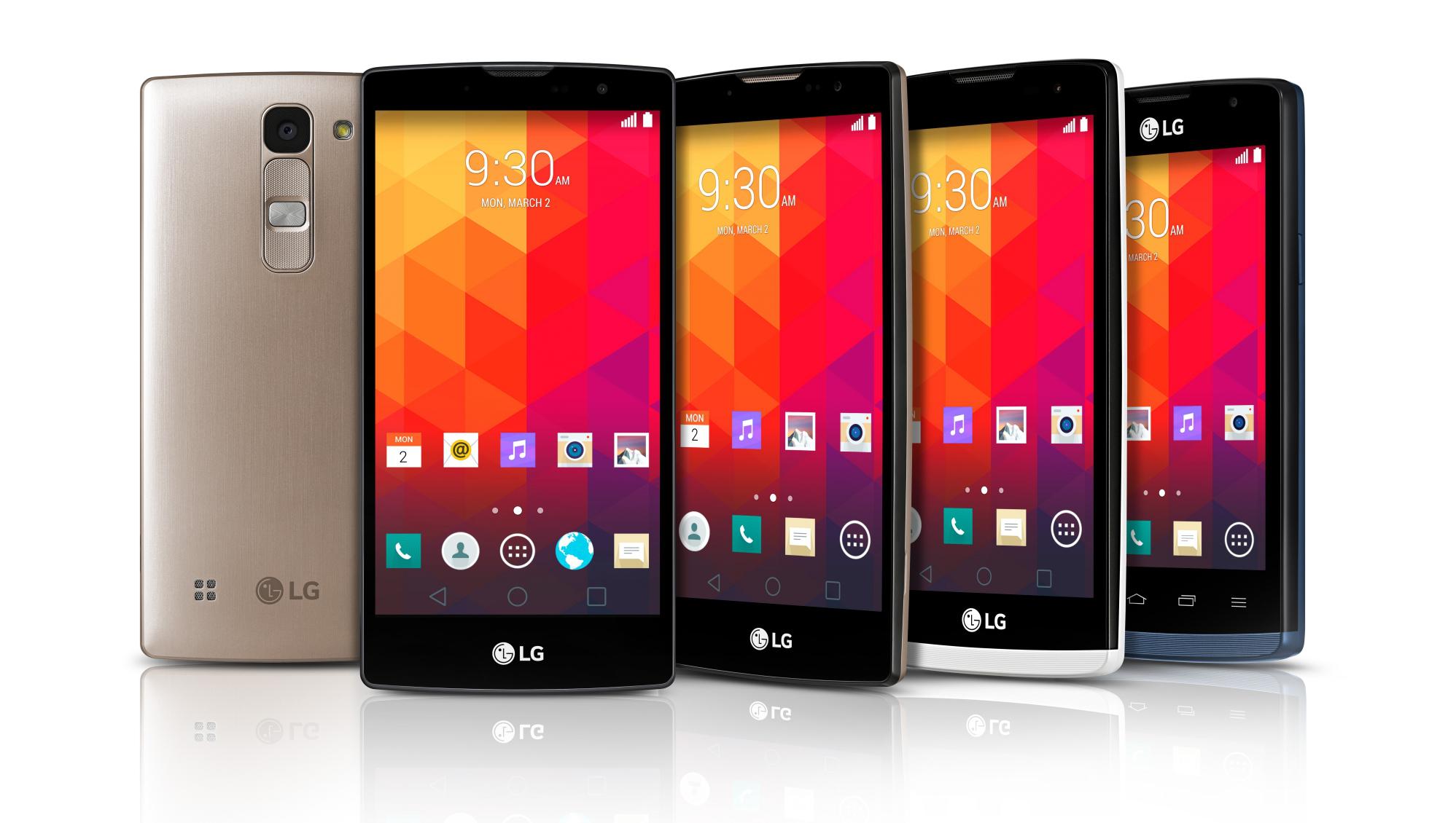 LG  Telefoane ieftine