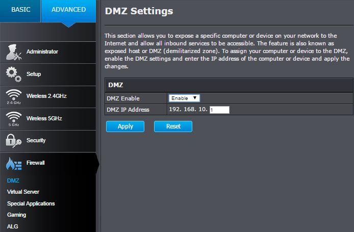 trendnet_firewall_DMZ