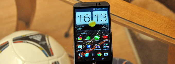 HTC One M9 review: Upgrade reusit