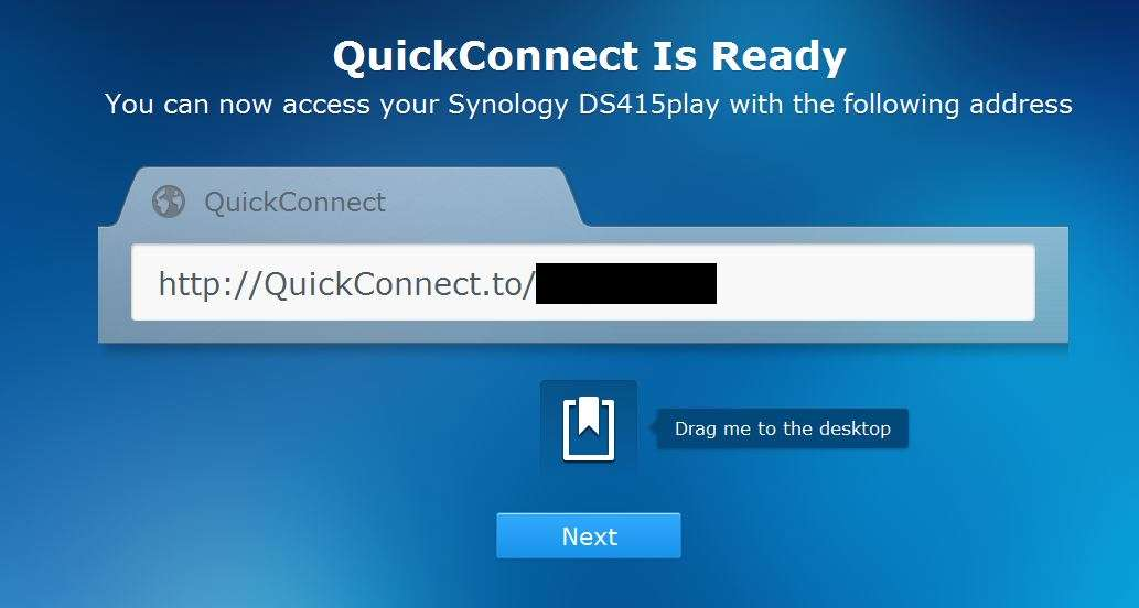 synology_initializare_quick_connect_ready