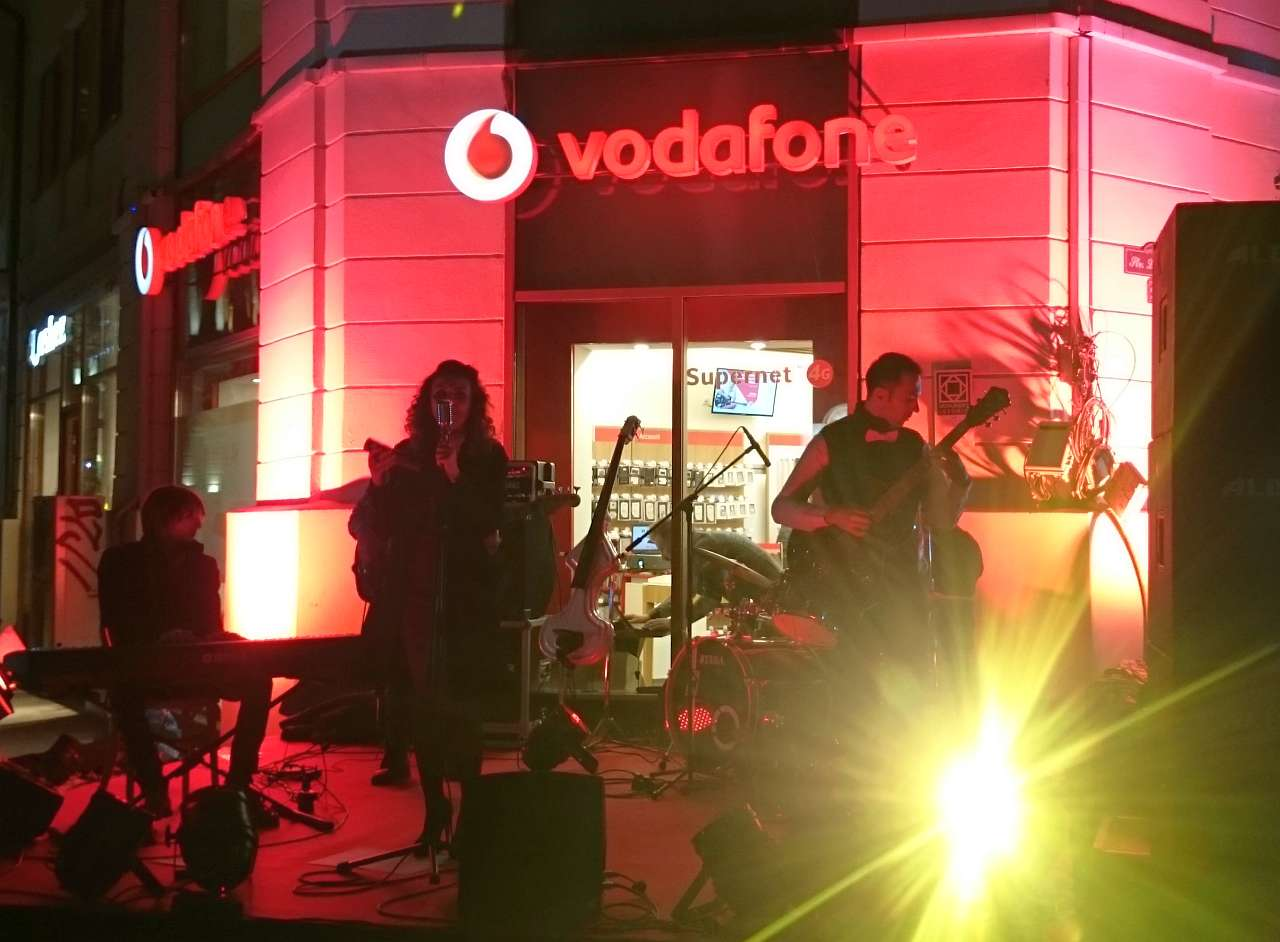 Lansare iPhone 6S la Vodafone Romania