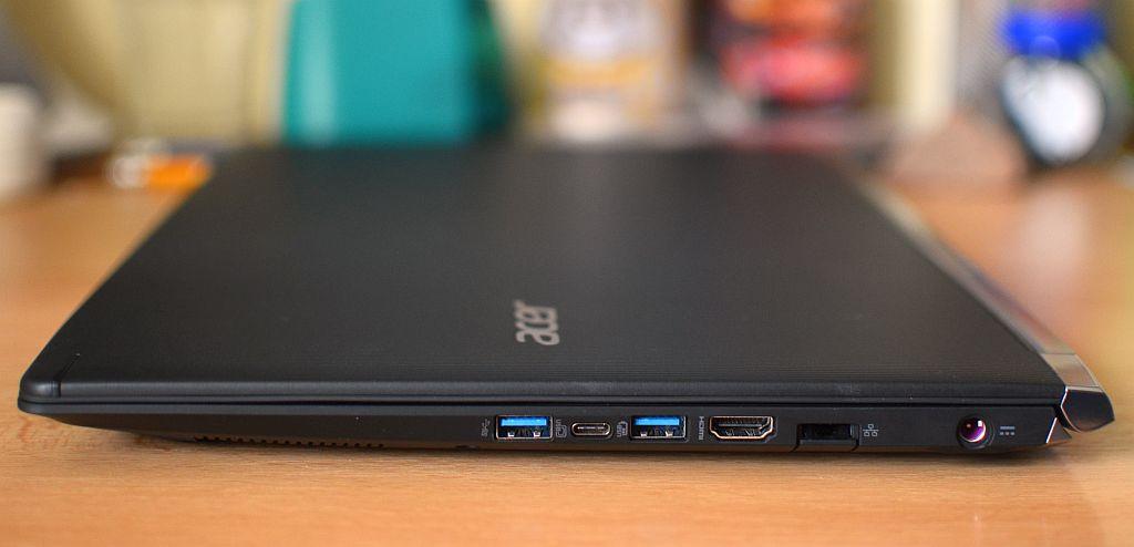 Acer Aspire V15 Nitro Black Edition Review