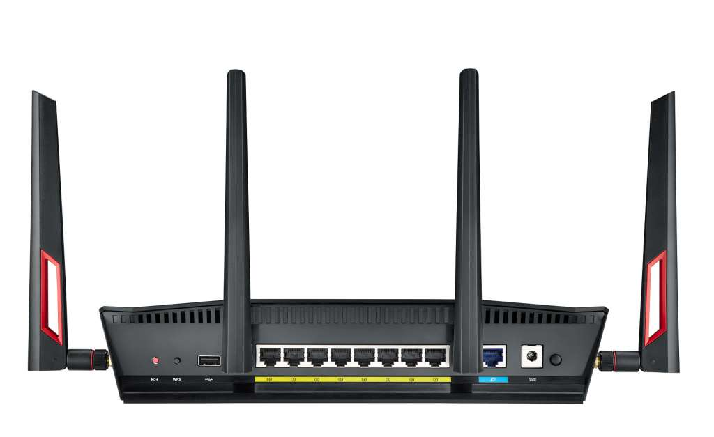 Router wireless ASUS RT-AC88U