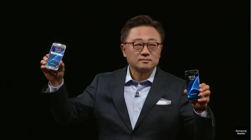 Samsung Galaxy S7 și Galaxy S7 Edge prezentate la MWC 2016