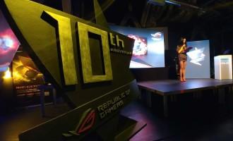 Republic of Gamers – Aniversare de 10 ani în România
