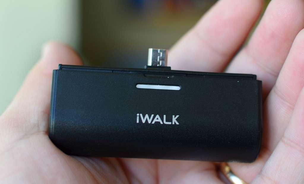 iWalk LinkMe 3000 – baterie externă pentru smartphone