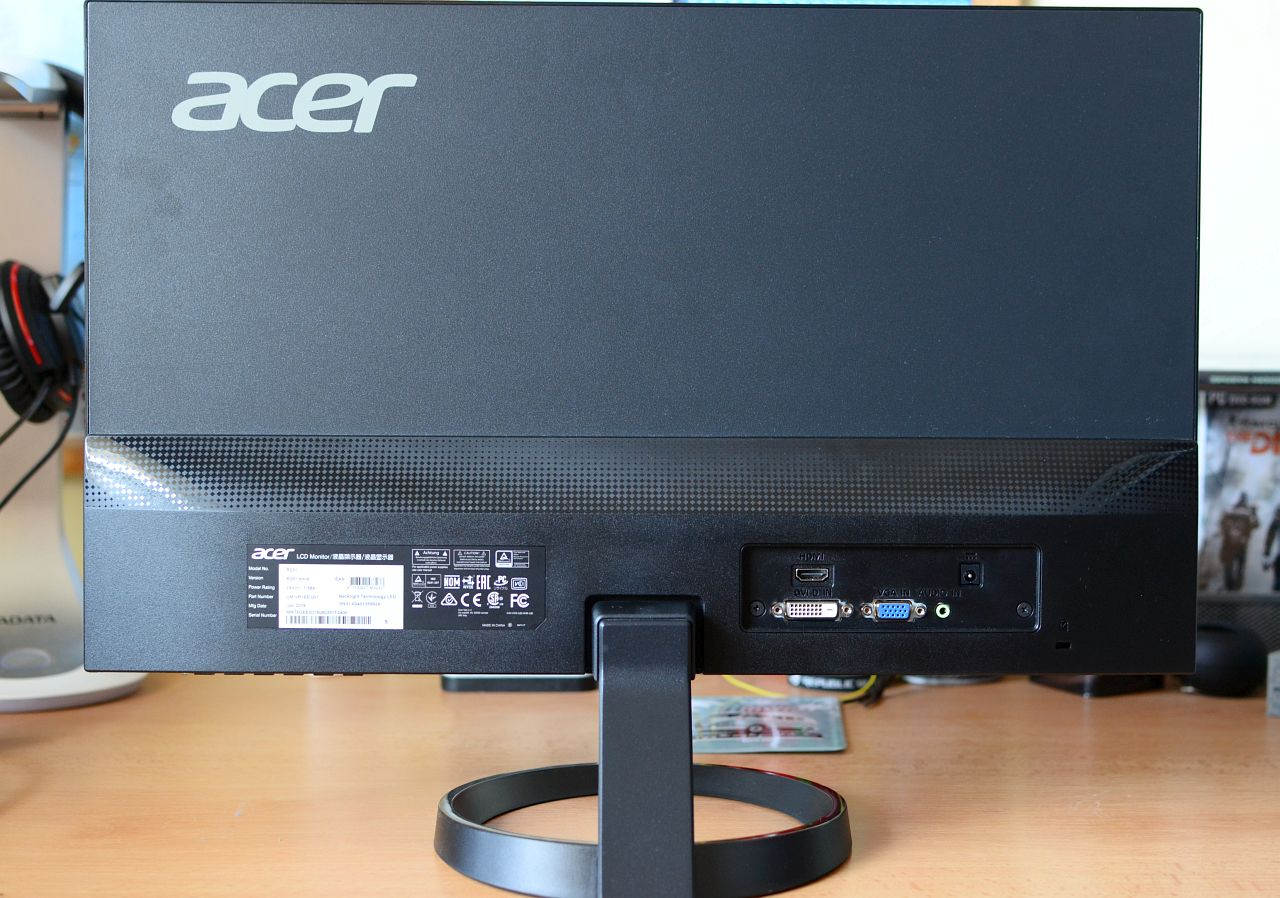 Monitor Acer R231