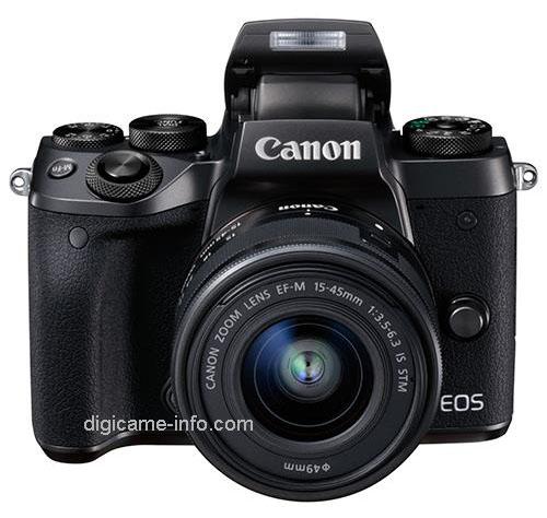 Canon EOS-M5