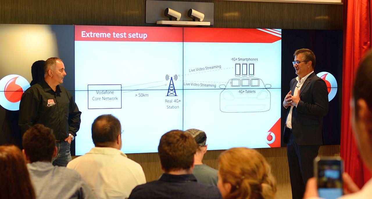 Vodafone Supernet 4G+
