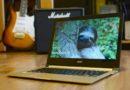 Acer Swift 7 Review – Subțire și ușor. Atrăgător și capabil pentru activitățile uzuale.