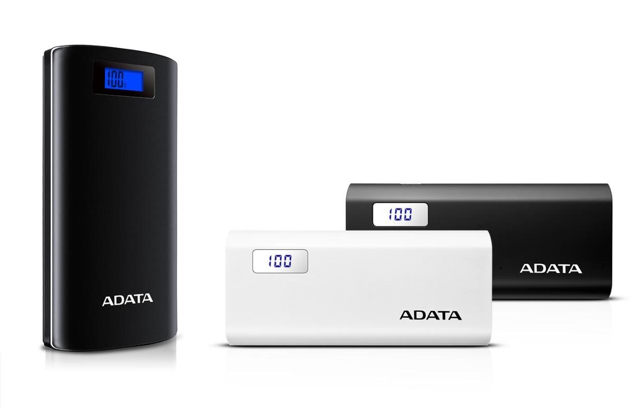 Baterii Externe Adata