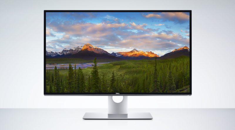 Dell UP3218K 8K