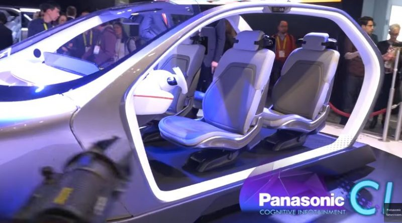 Masina Viitorului Panasonic