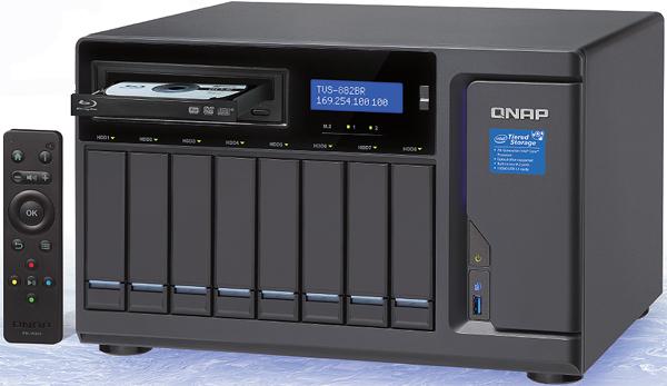 Qnap TVS-882BR