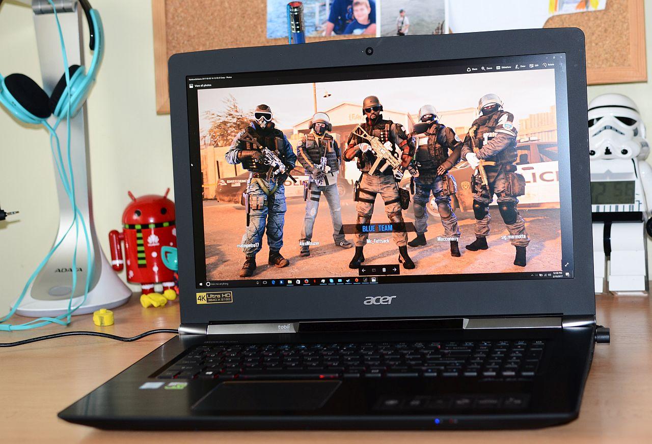 Acer Aspire V17 Nitro Black Edition VN7-793G