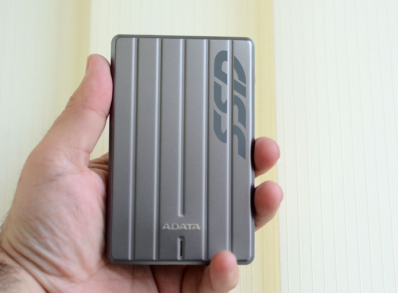 SSD Extern Adata SC660H