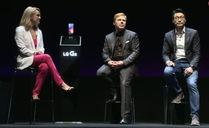 LG G6 Eveniment