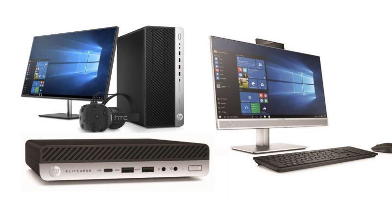 Sisteme PC HP