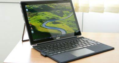 Acer Switch 3 Review – O tabletă cu Windows, pentru sarcini uzuale