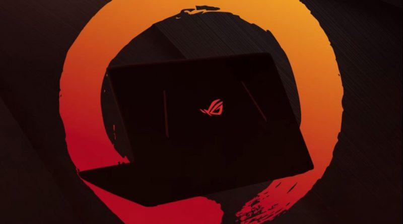 ASUS ROG Ryzen AMD