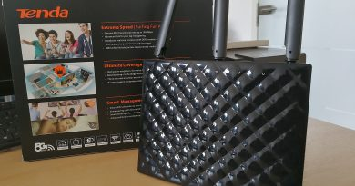 Tenda AC15 AC1900  Review – Router wireless AC performant și simplu de administrat