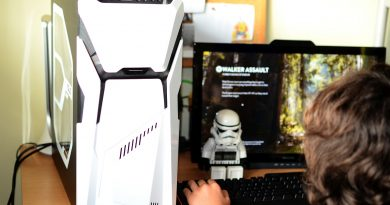 ASUS ROG GD30 Review – PC de gaming cu performanțe de top și un look inspirat din trilogia Star Wars