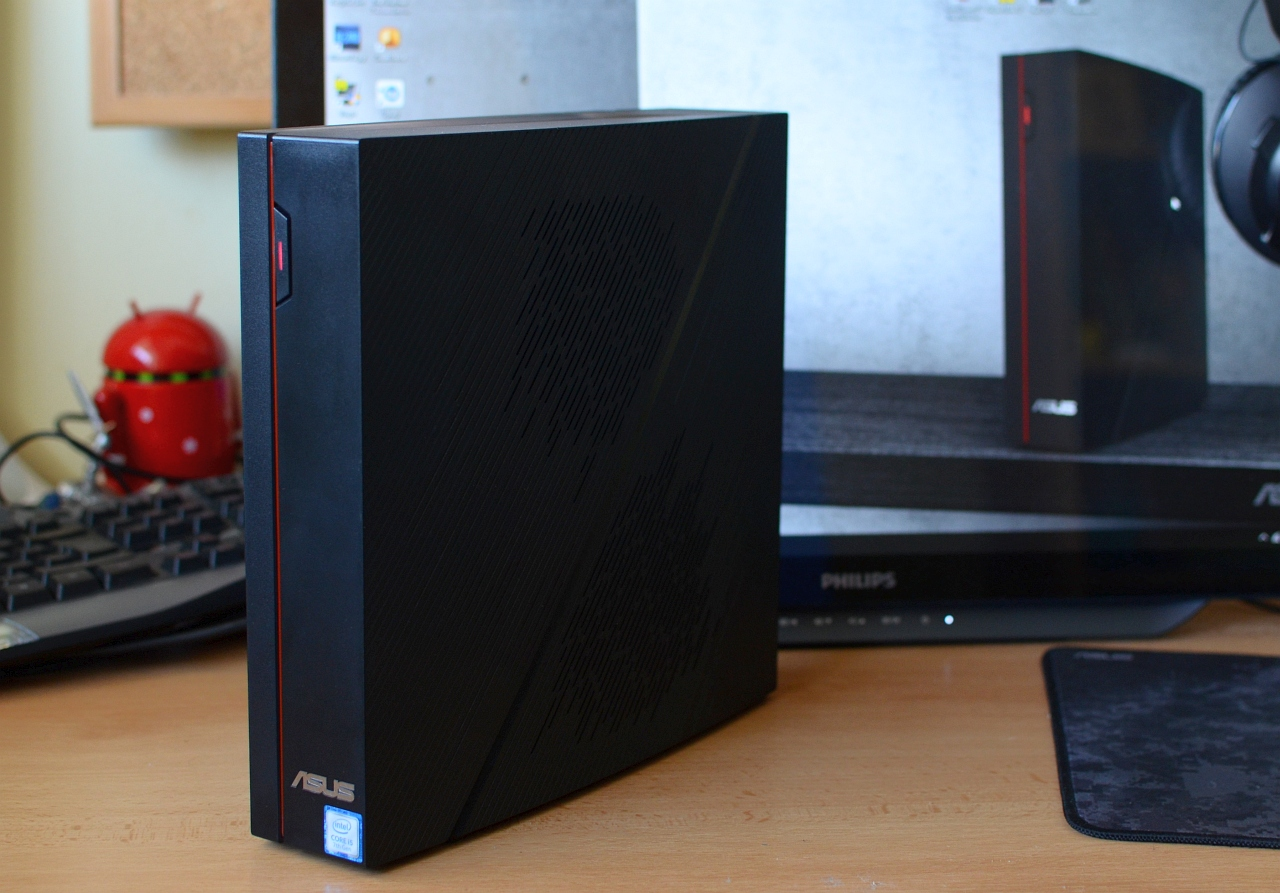 ASUS VivoPC X M80