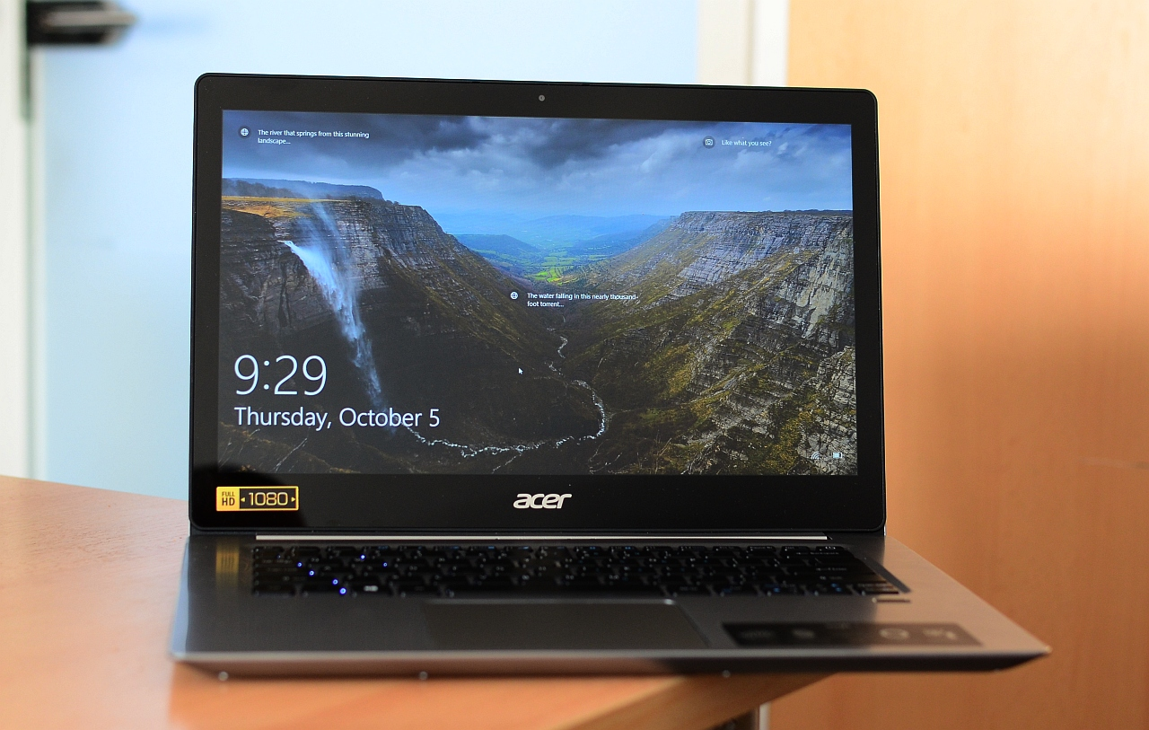 Acer Swift 3 2017 SF314-52G
