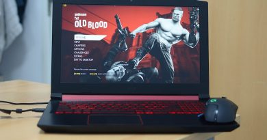 Acer Nitro 5 AN515-51 Review – Laptop multimedia performant, cu un design inspirat de la modelele de gaming