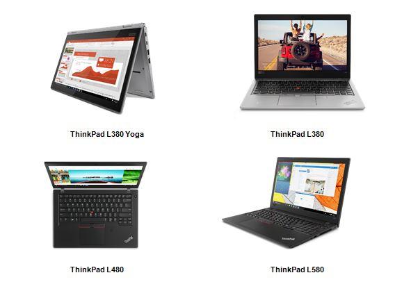 Lenovo Thinkpad CES 2018