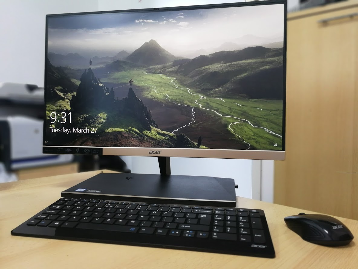 Acer Aspire S24